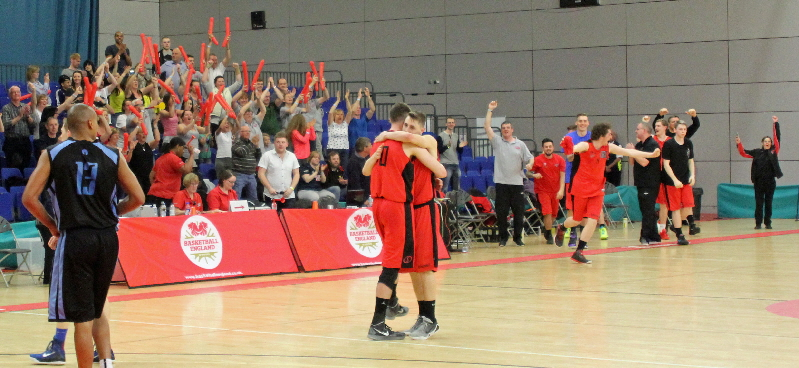 The Final Whistle - 2014/15 NBL Division 3 Play-Off Final, Liverpool v Solent Kestrels
