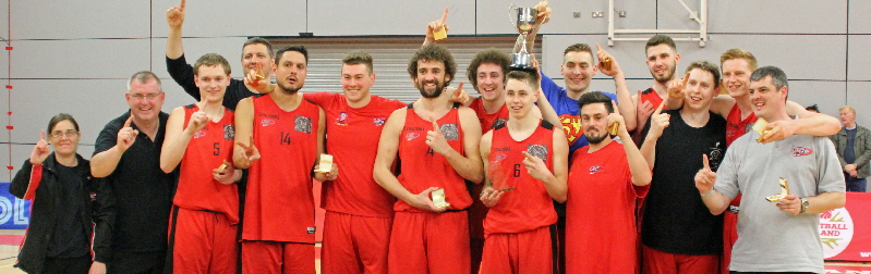 Liverpool defeated Solent Kestrels in the 2014/15 NBL Division 3 Play-Off Final to become Champions